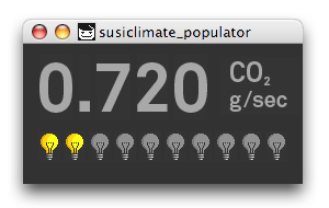susi climate screenshot